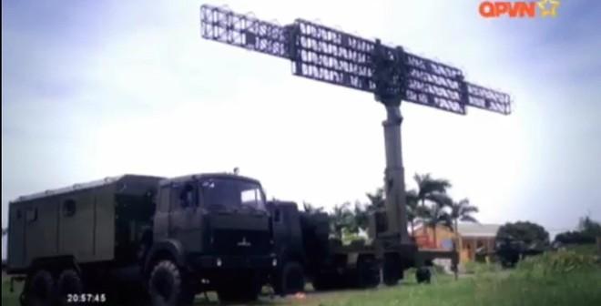 Việt Nam chế tạo thành công radar cảnh giới tầm trung RV-02