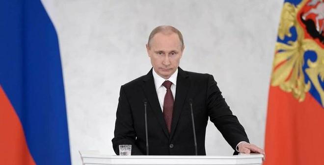 Nội dung bài diễn văn lịch sử của Tổng thống Nga Putin (P1)