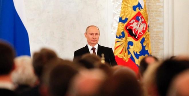 Hôm nay, thế giới thay đổi sau bài diễn văn lịch sử của Putin