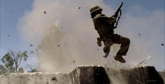 Những tai nạn thót tim với vũ khí bộ binh