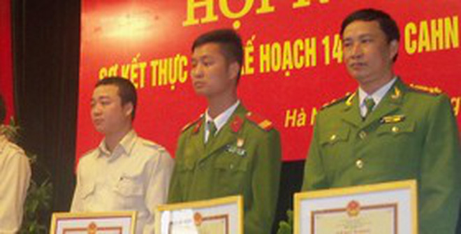 Đặc nhiệm 142, khắc tinh của tội phạm năm 2013
