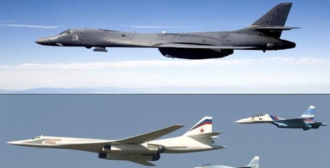 Máy bay ném bom B-1 Mỹ hay Tu-160 Nga uy lực hơn? B1 Lancer Vs Tu 160
