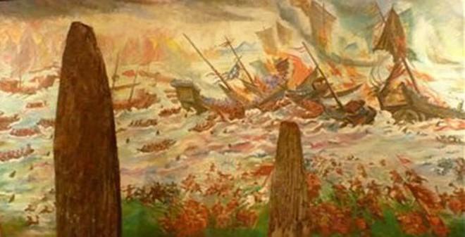 Cọc Bạch Đằng - Một đỉnh cao nghệ thuật quân sự Việt Nam