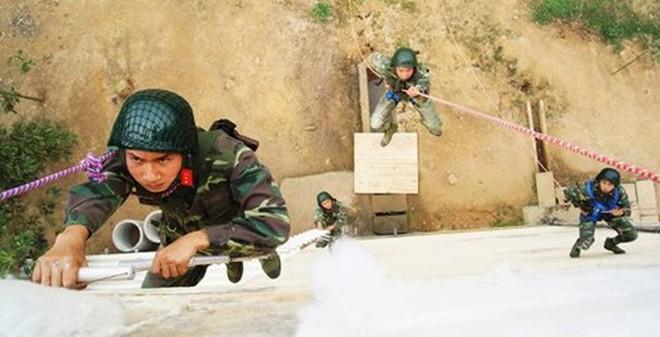 Xông đất lính đặc nhiệm Lữ đoàn 144