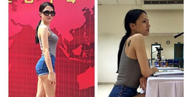 Hương Giang Idol gặp nạn vì mốt quần khoe vòng 3