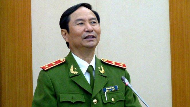 Thượng tướng Phạm Quý Ngọ qua đời vì bệnh gì?