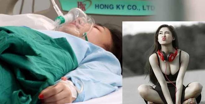 Đang chụp ảnh, DJ Oxy bị dây xích rơi trúng đầu nhập viện