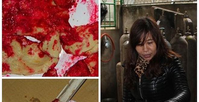 Vừa có kết quả kiểm nghiệm thịt lợn chín chuyển màu đỏ như máu