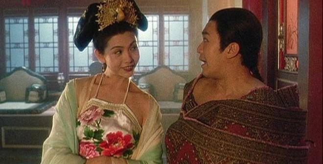 """Người đàn bà """"lẳng lơ"""" nhất trong phim Châu Tinh Trì"""