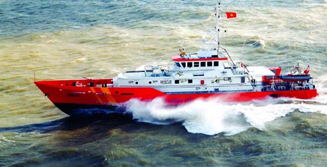 3h sáng nay, tàu Việt Nam đã đến vị trí nghi máy bay mất tích