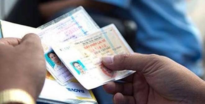Thủ tục cấp lại giấy phép bằng lái xe bị mất mới nhất