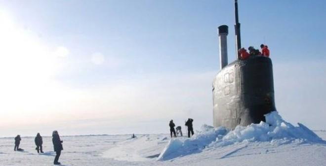 Nga xây dựng hàng loạt căn cứ quân sự ở Bắc Cực