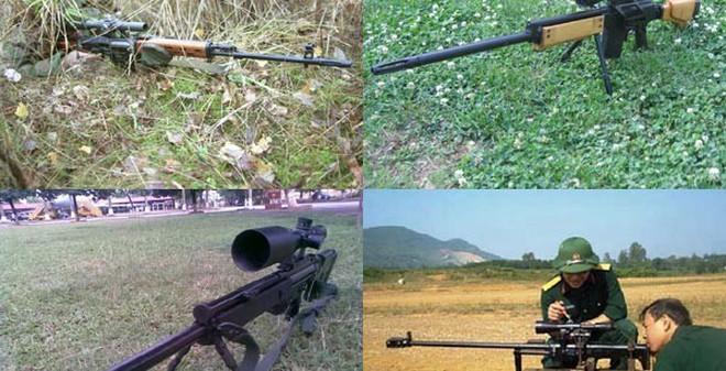 Khám phá dàn súng bắn tỉa cực đỉnh của QĐND Việt Nam