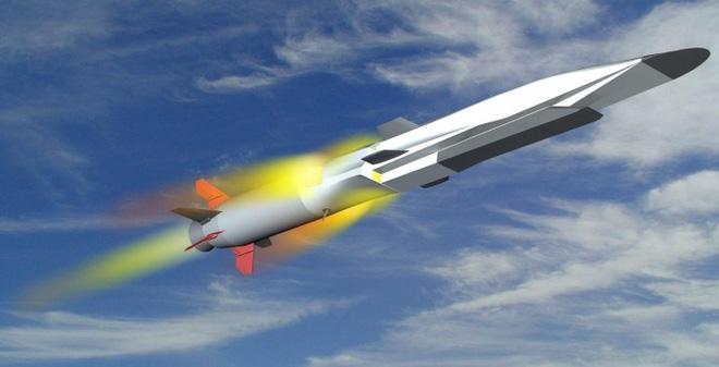 Lo Trung Quốc, Mỹ vội rót tiền phát triển vũ khí siêu vượt âm