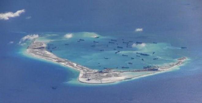 """Nhật Bản lên án Trung Quốc """"áp bức"""" trên biển Đông"""