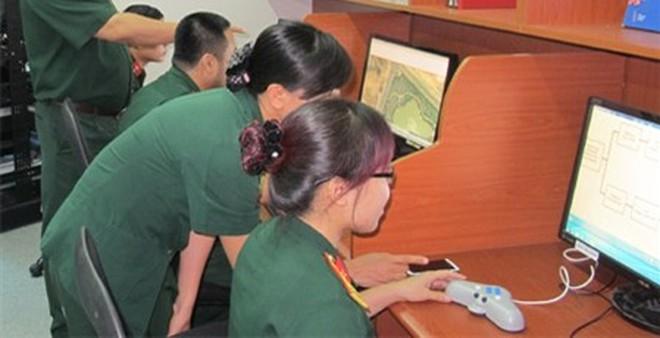 Nghiên cứu phát triển và ứng dụng công nghệ hiện đại vào bảo đảm địa hình quân sự