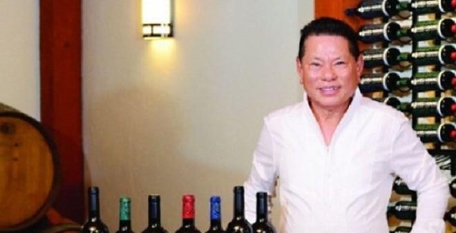 Tỉ phú gốc Việt lừng danh thế giới nhờ sản xuất rượu vang