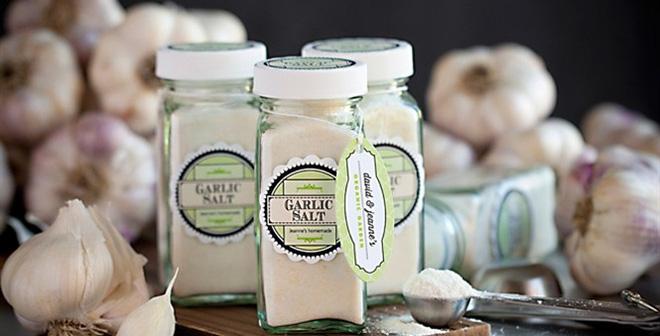 10 lợi ích của tỏi muối