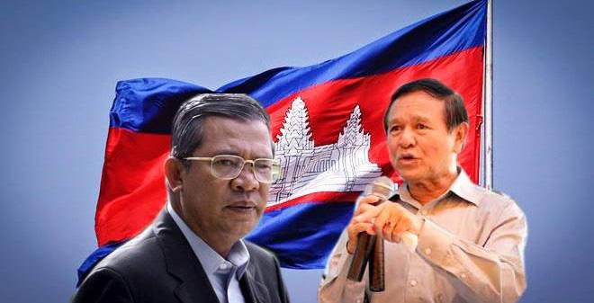 Chính phủ Hun Sen chiếu phim tố âm mưu đảo chính của Kem Sokha