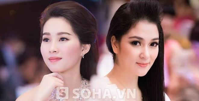 Hoa hậu Nguyễn Thị Huyền và Thu Thảo: Ai đẹp nhất Việt Nam?