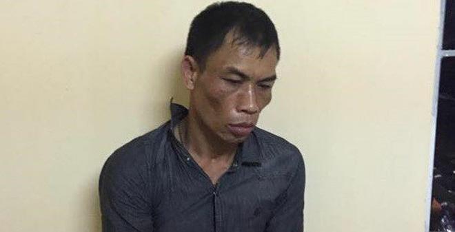 Kẻ có ba tiền án xô ngã cảnh sát 141 để trốn chạy