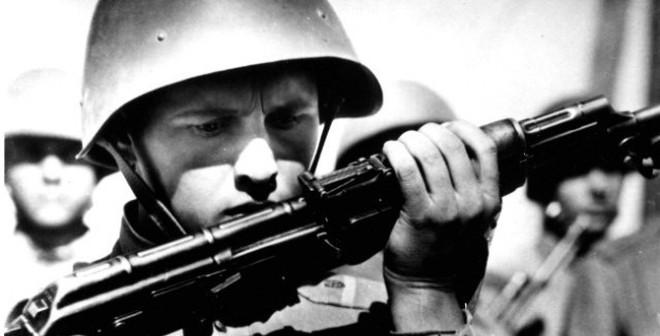 Một cuộc xung đột biên giới Xô-Trung bị lãng quên