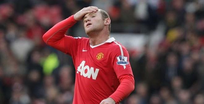 Rooney đào tẩu sang Man City và chuyện chưa kể