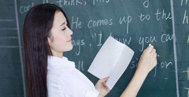 Cô giáo tiểu học xinh đẹp như hot girl