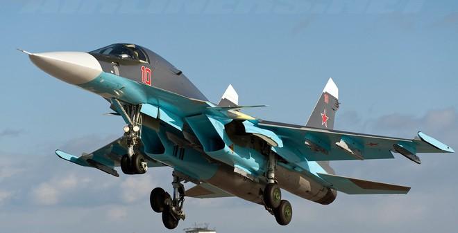 """Su-34 sẽ """"đắt hàng như tôm tươi"""" sau khi tham chiến ở Syria?"""