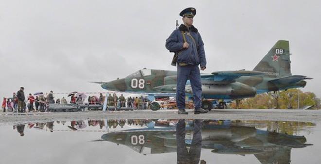 Hé lộ những căn cứ quân sự Nga ở nước ngoài