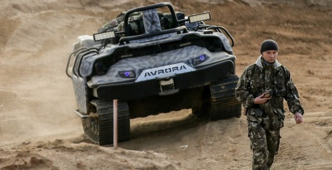 [ẢNH] Nga giới thiệu loạt khí tài quân sự cải tiến