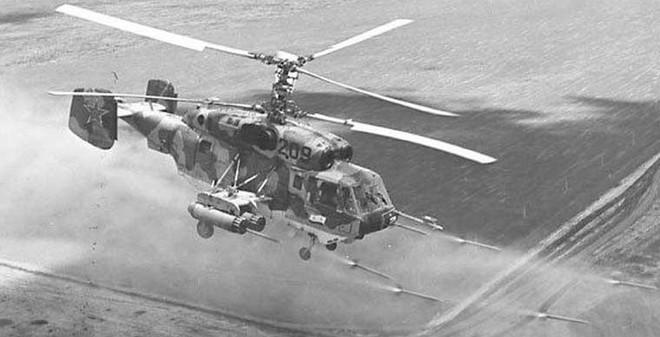 Khám phá trực thăng Ka-29 đáng sợ của Hải quân Ukraine