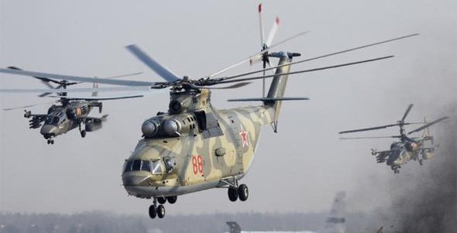 Bất ngờ lớn với khách hàng đầu tiên của trực thăng Mi-26T2