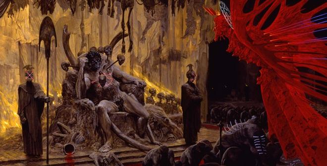 Những quái vật đáng sợ nhất trong tôn giáo ...