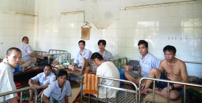 Nghi phạm cưa song sắt trốn viện tử vong ở Sài Gòn