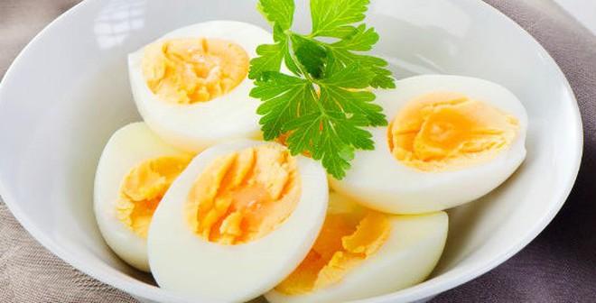 Kết quả hình ảnh cho trứng gà luộc