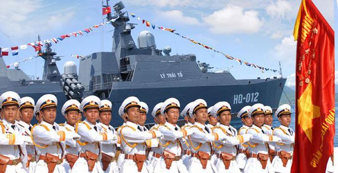 """Lực lượng hải quân đúc rút những """"tuyệt chiêu"""" chiến đấu"""