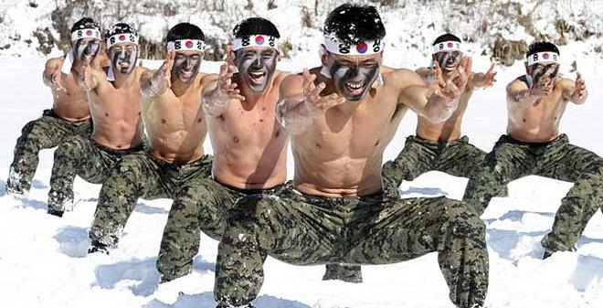 """Đặc nhiệm Hàn Quốc và thứ """"vũ khí"""" siêu đẳng ít biết"""