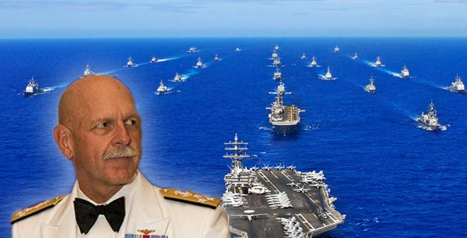 """TQ nổi sóng vì """"5 đòn phủ đầu"""" của tân Đô đốc Mỹ"""