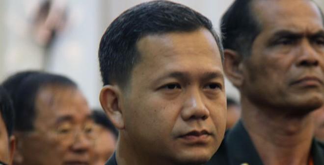 Con trai Thủ tướng Hun Sen nói về khả năng kế nghiệp cha