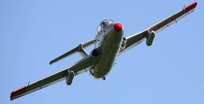 Máy bay huấn luyện cao cấp đầu tiên của Không quân Việt Nam