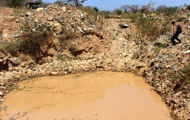 Chấm dứt cho tìm kiếm kho báu 4.000 tấn vàng Núi Tàu