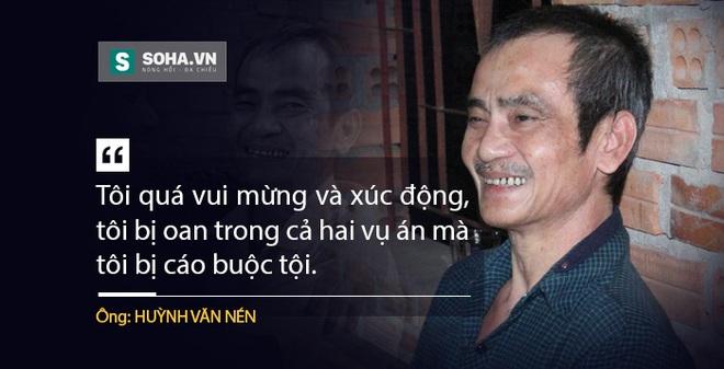 """9 phát ngôn """"gai người"""" trong vụ án oan dậy đất Huỳnh Văn Nén"""