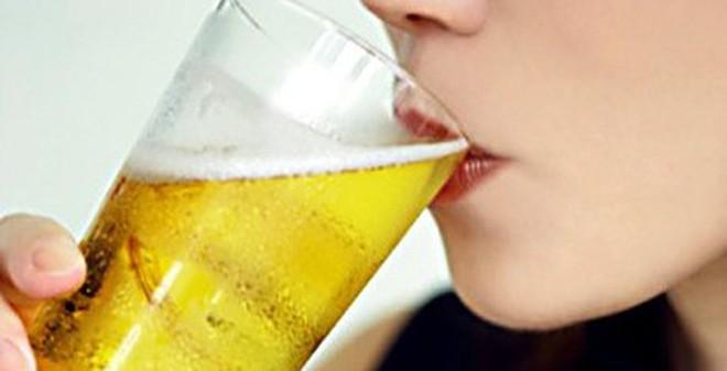 lợi ích của việc uống bia