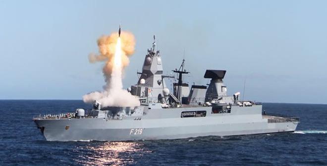 Những khu trục hạm phòng không mạnh nhất châu Âu