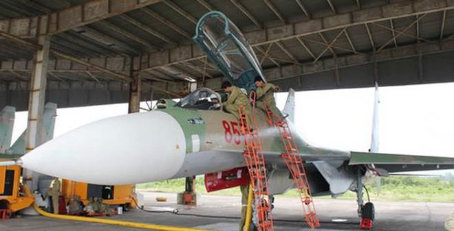 Báo Nga: Việt Nam nhận 10 tiêm kích Su-30MK2 trong năm 2015