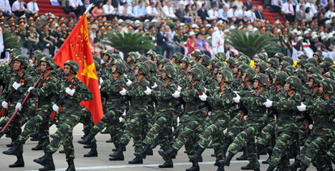 Bộ đội Việt Nam sẽ mang Galil ACE trong Lễ diễu binh ngày 30/4?