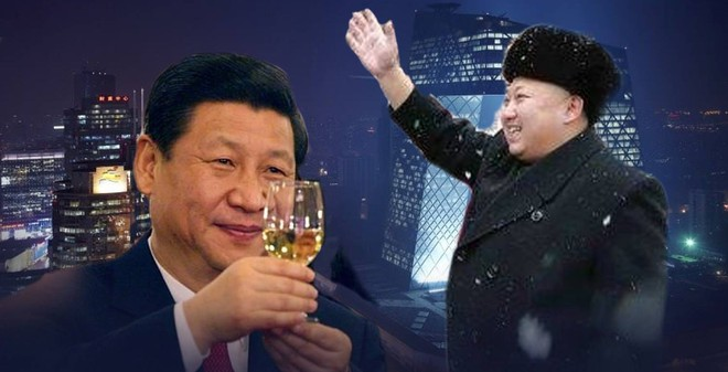 """Bắc Kinh bí thế, ông Tập phải lên biên giới """"mời"""" Kim Jong Un?"""