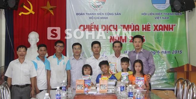 Hành trình đặc biệt của Thư viện vùng quê tới Hà Nam