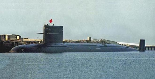 """""""Type 093G TQ mạnh ngang tàu ngầm phương Tây những năm 1980"""""""